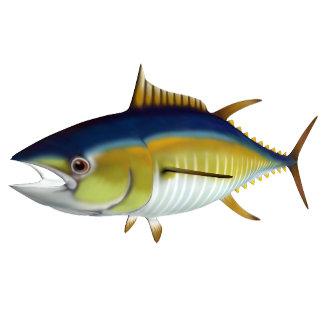 Fish and fishing ties