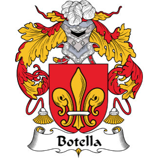 Botella Family Crest