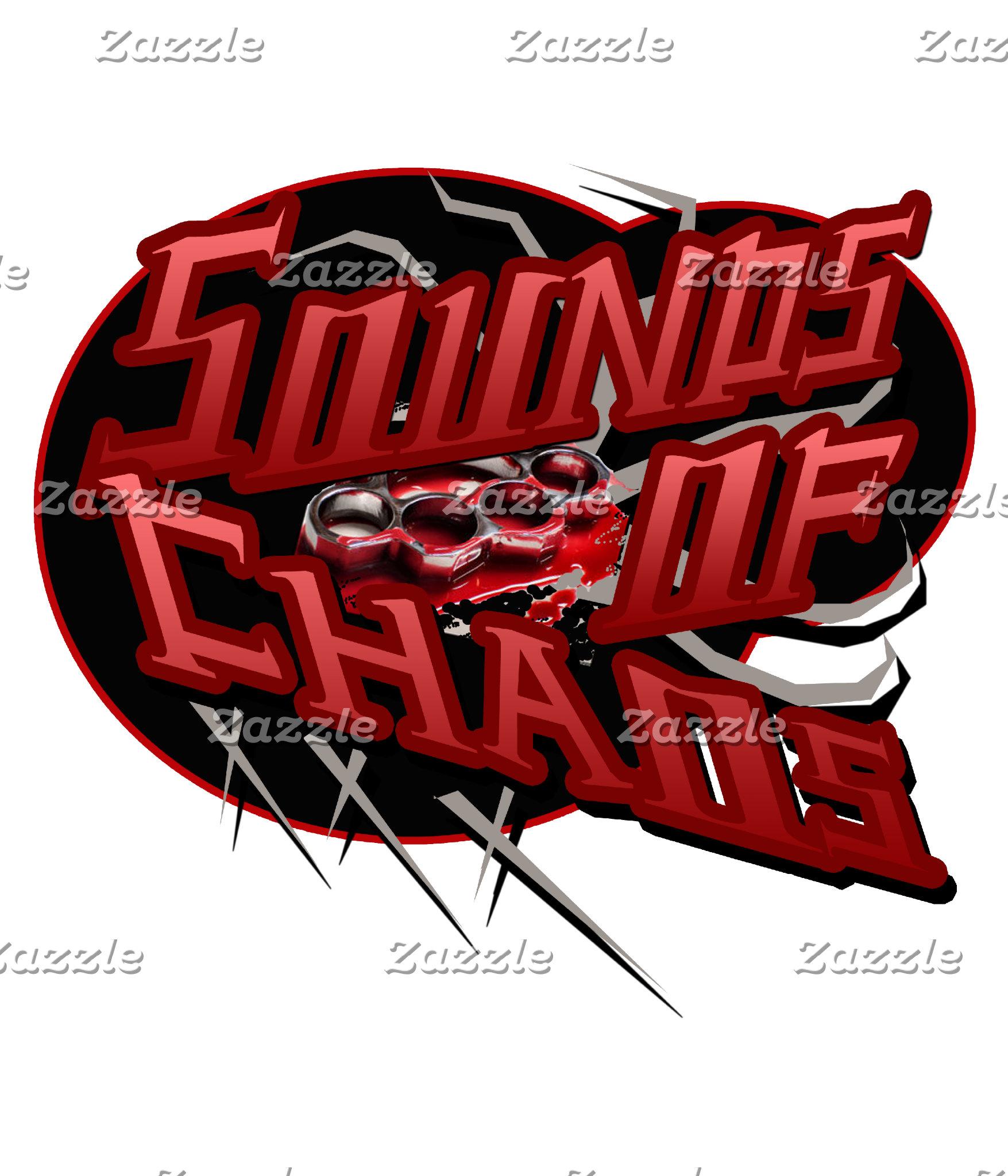 Sounds of Chaos Punk Rock Music shirts