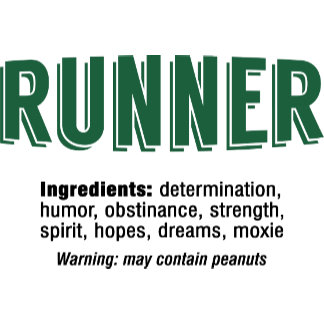 Runner Ingredients