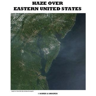 Haze Over Eastern United States