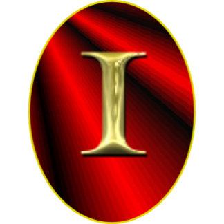 Letter I Monograms