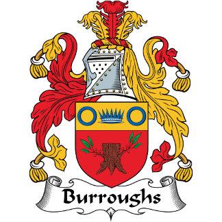 Burroughs Coat of Arms