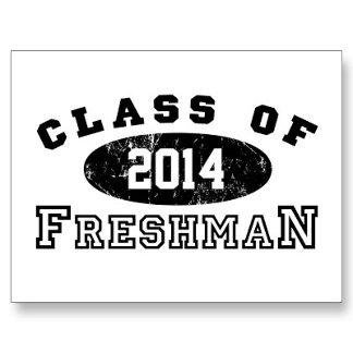 Freshman Class Of - Customize Year