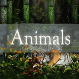 Animal Digital Art