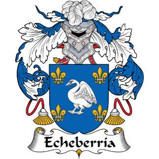 Echeberria Family Crest