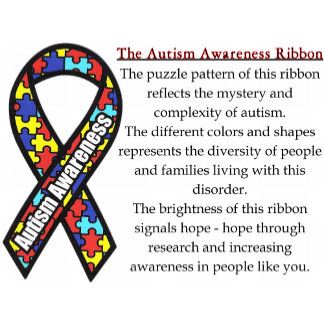 Autism Ribbon meaning