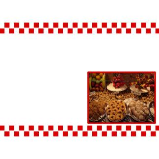 Red Tile Desserts