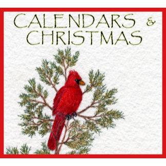 Calendars, Christmas Items