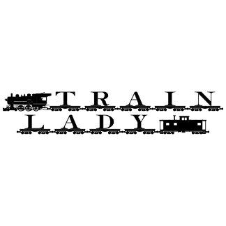 Train Lady 2