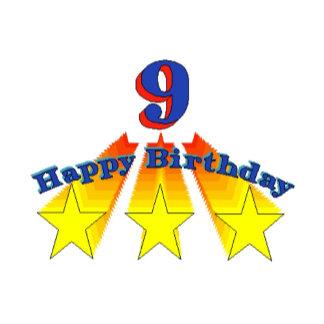 Happy Birthday 9-year-old
