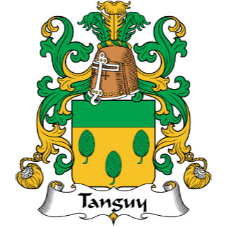 Tanguy Family Crest