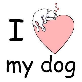 Love my dog