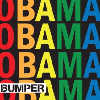 Obama 2012 Bumper Stickers
