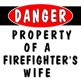 Firefighters Wife Danger