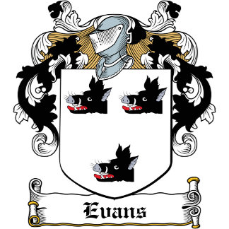 Evans Coat of Arms