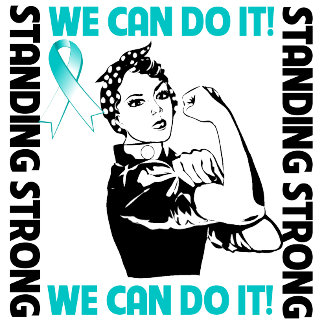 Cervical Cancer Standing Strong We Can Do It