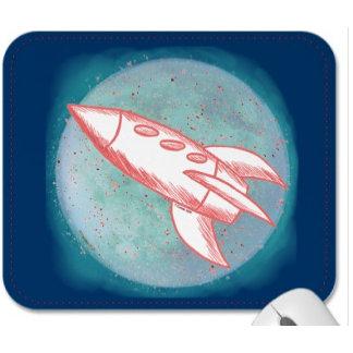 Red Moon Rocket