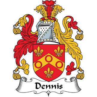Dennis Coat of Arms