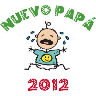 Nuevo Papa 2012 T-Shirts