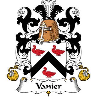 Vanier Family Crest