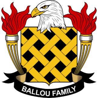 Ballou Coat of Arms