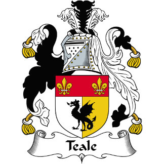 Teale Family Crest