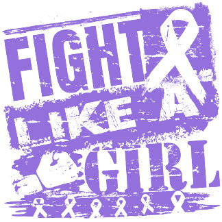 Fight Like a Girl BurnOut Hodgkin's Disease
