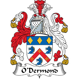 O'Dermond Coat of Arms