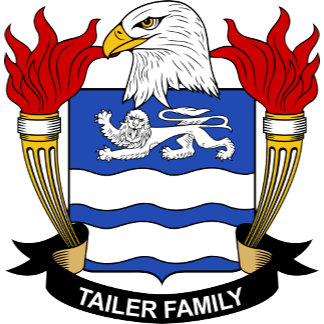 Tailer Coat of Arms
