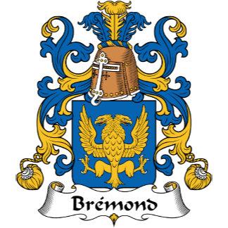 Bremond Family Crest