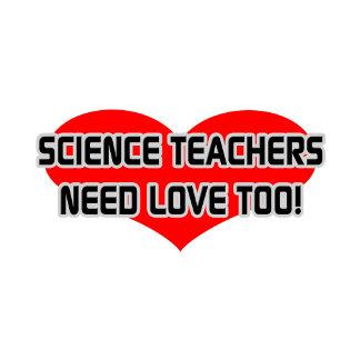 Science Teachers Need Love Too