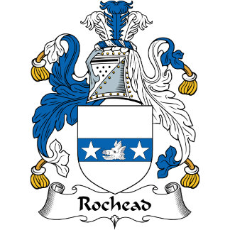 Rochead Family Crest