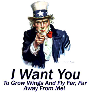To Grow Wings