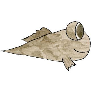 Mudskipper Fish.