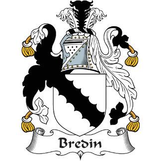 Bredin Coat of Arms