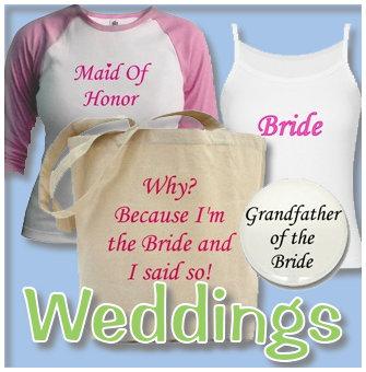 ★ WEDDINGS