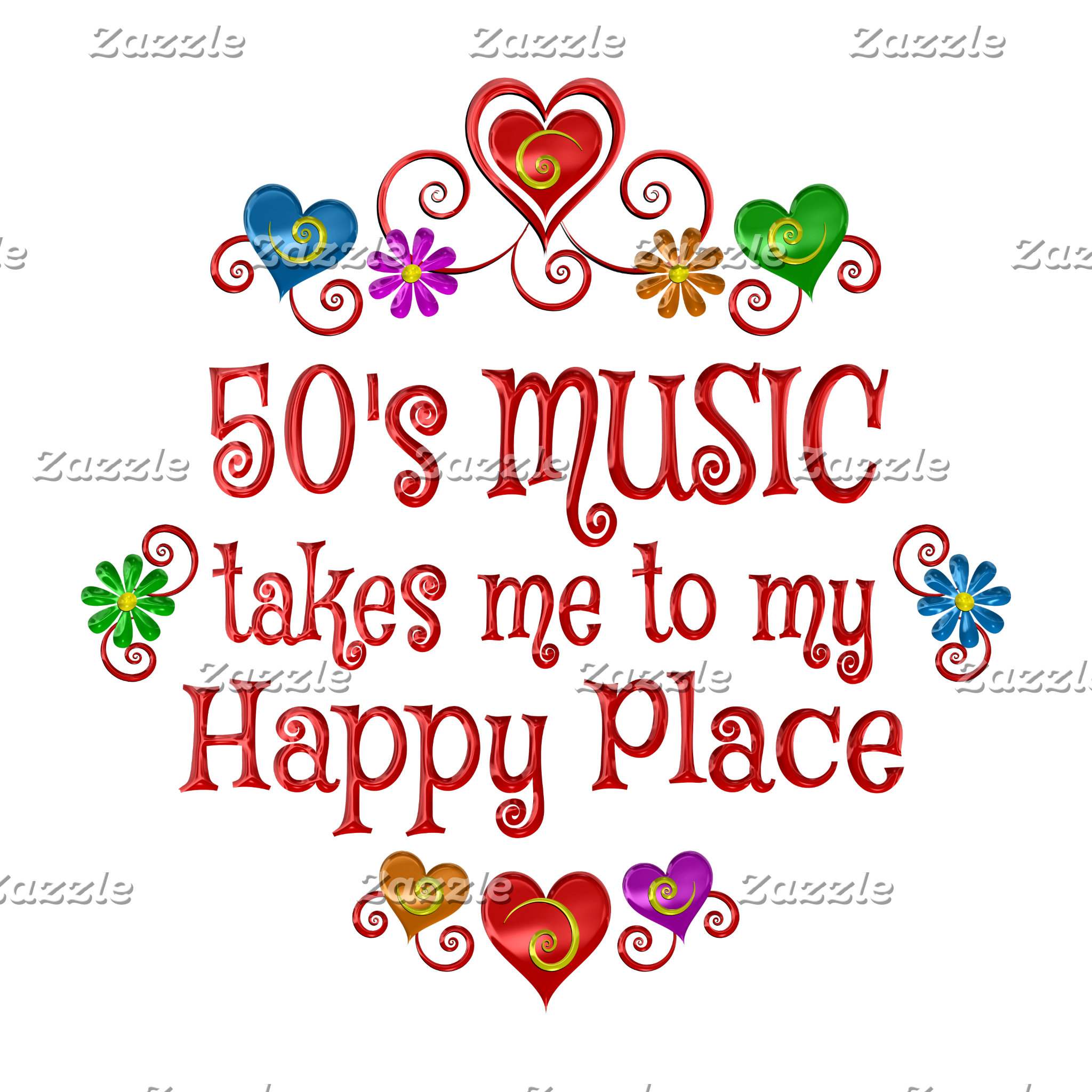 50s Music Happy Place