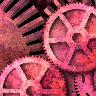 Steampink Steampunk Gears