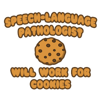 SLP  .. Will Work for Cookies
