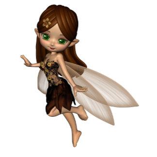 Cute Toon Fairies