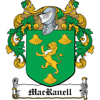 MacRanell Coat of Arms