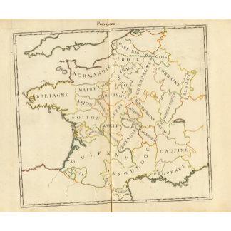 Provinces, France