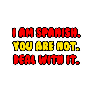 Deal WIth It .. Funny Spanish