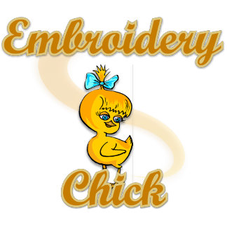 Embroidery Chick