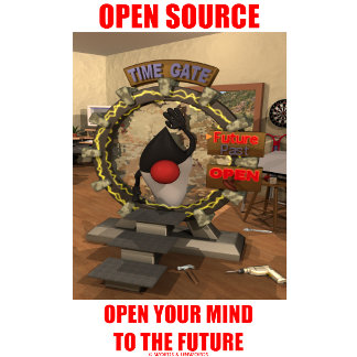 Open Source Open Your Mind To The Future (Duke)