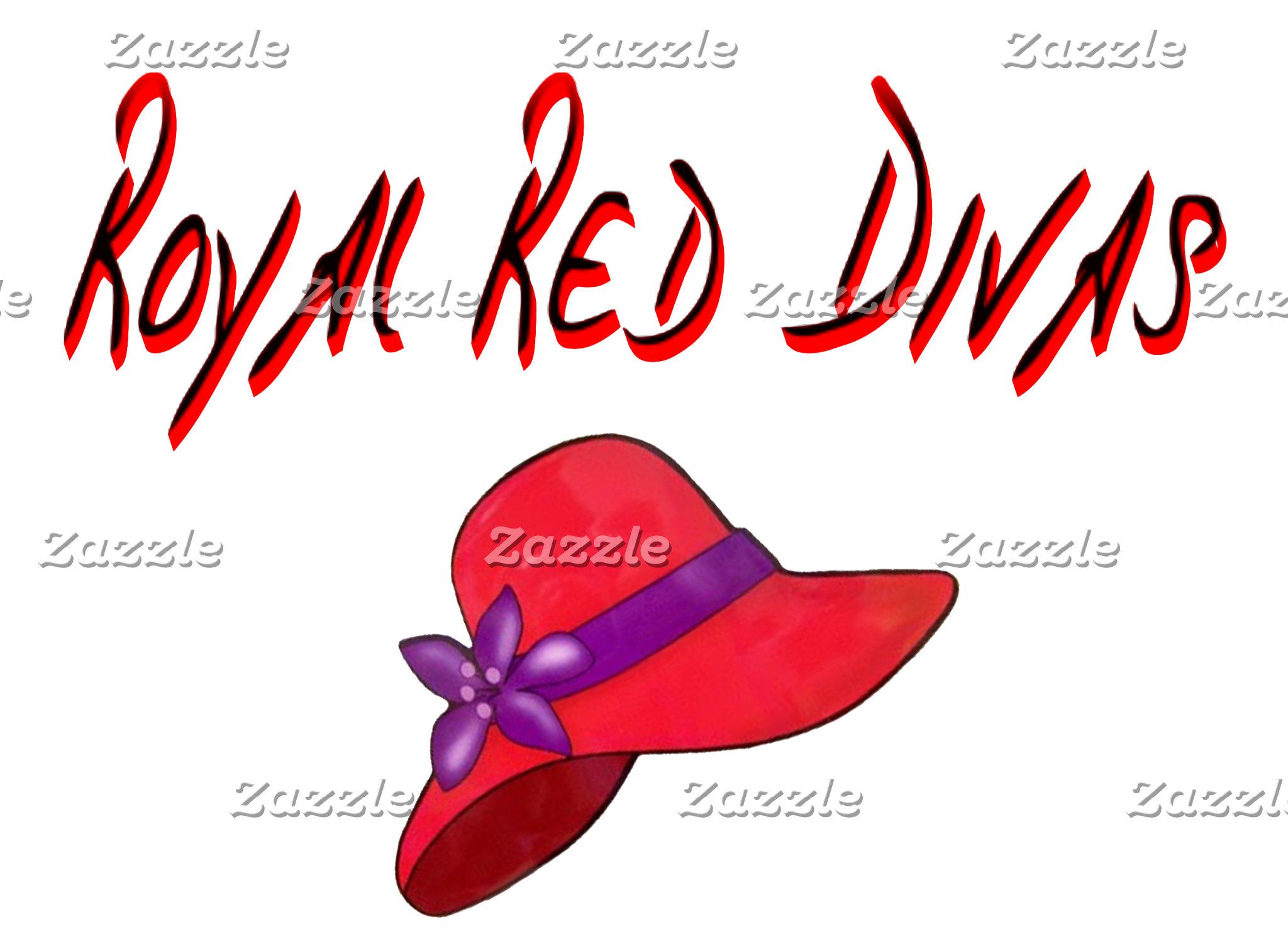 Royal Red Divas