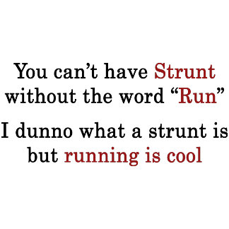 The Word Run