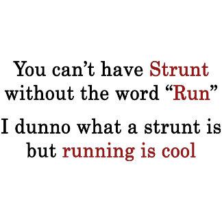 The Word Run