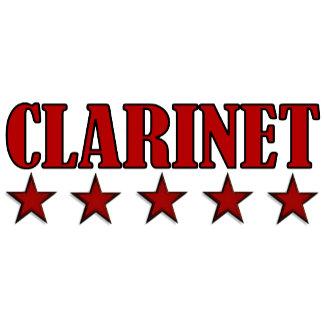 Clarinet 5 Stars Gifts